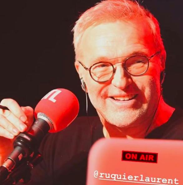 Photo: Instagram Laurent Ruquier