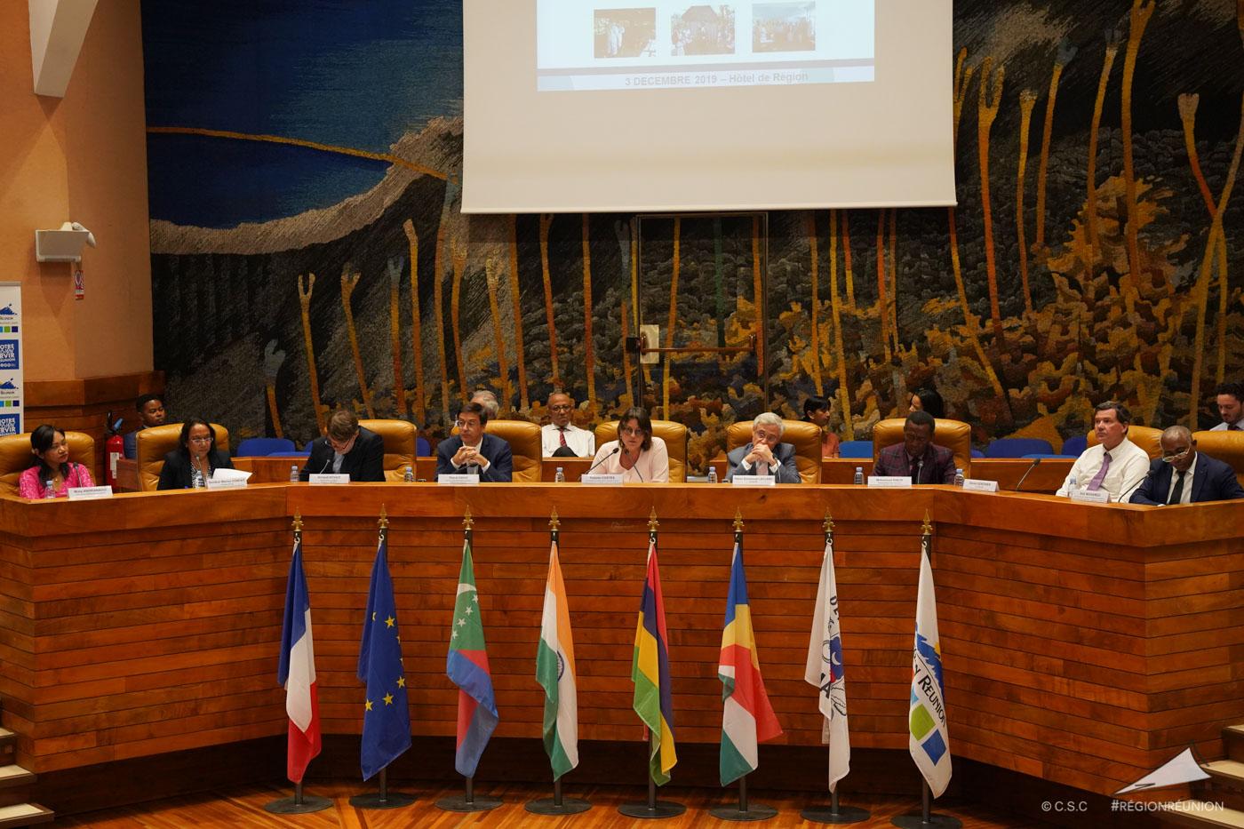 Coopération régionale : 4ème Comité de Suivi INTERREG