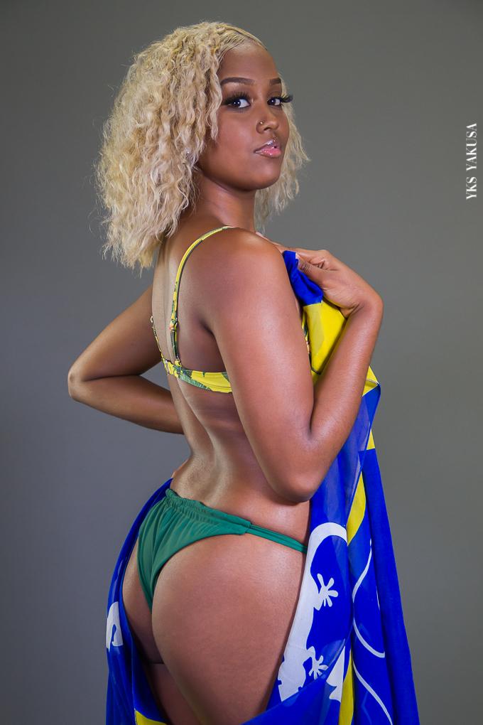 Lidjee Tamaya : le foot et la mode comme passions