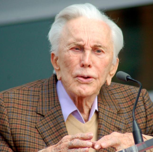 Kirk Douglas s'est éteint à 103 ans