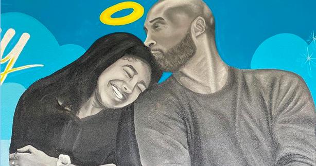 Première photo de la veuve de Kobe Bryant avec ses filles