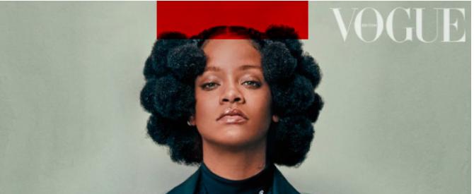 Rihanna sublime avec sa coiffure malgache Betsimisaraka