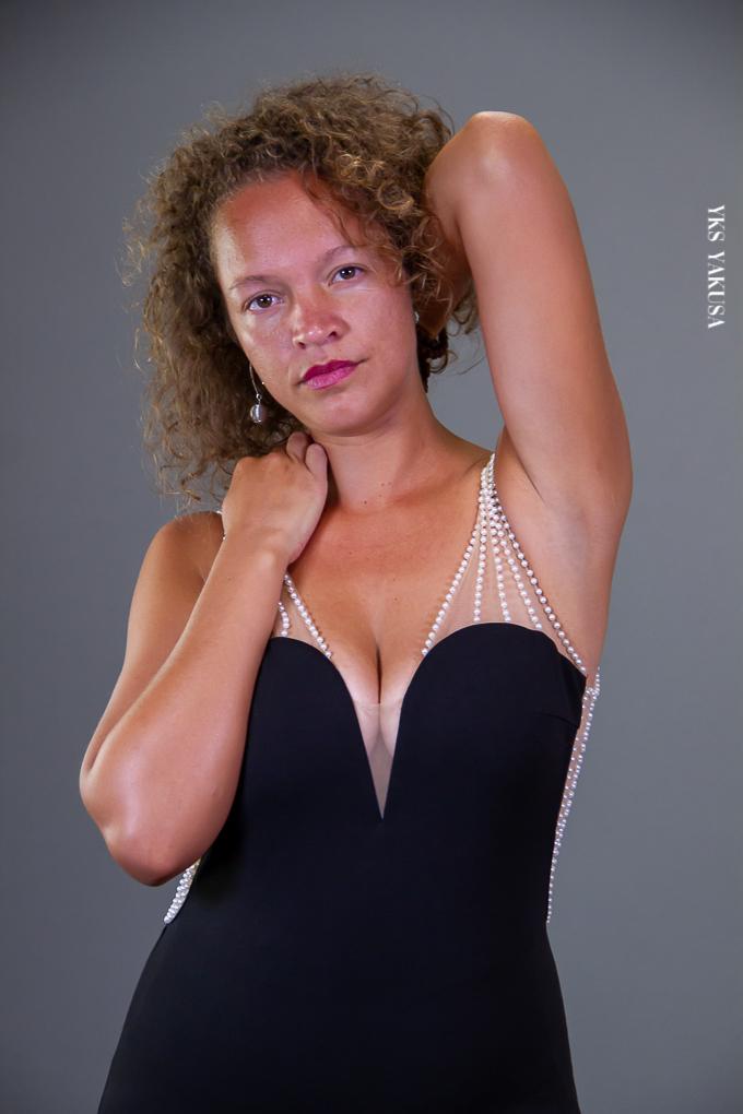 Nelly Fontaine entre méditation et théâtre...