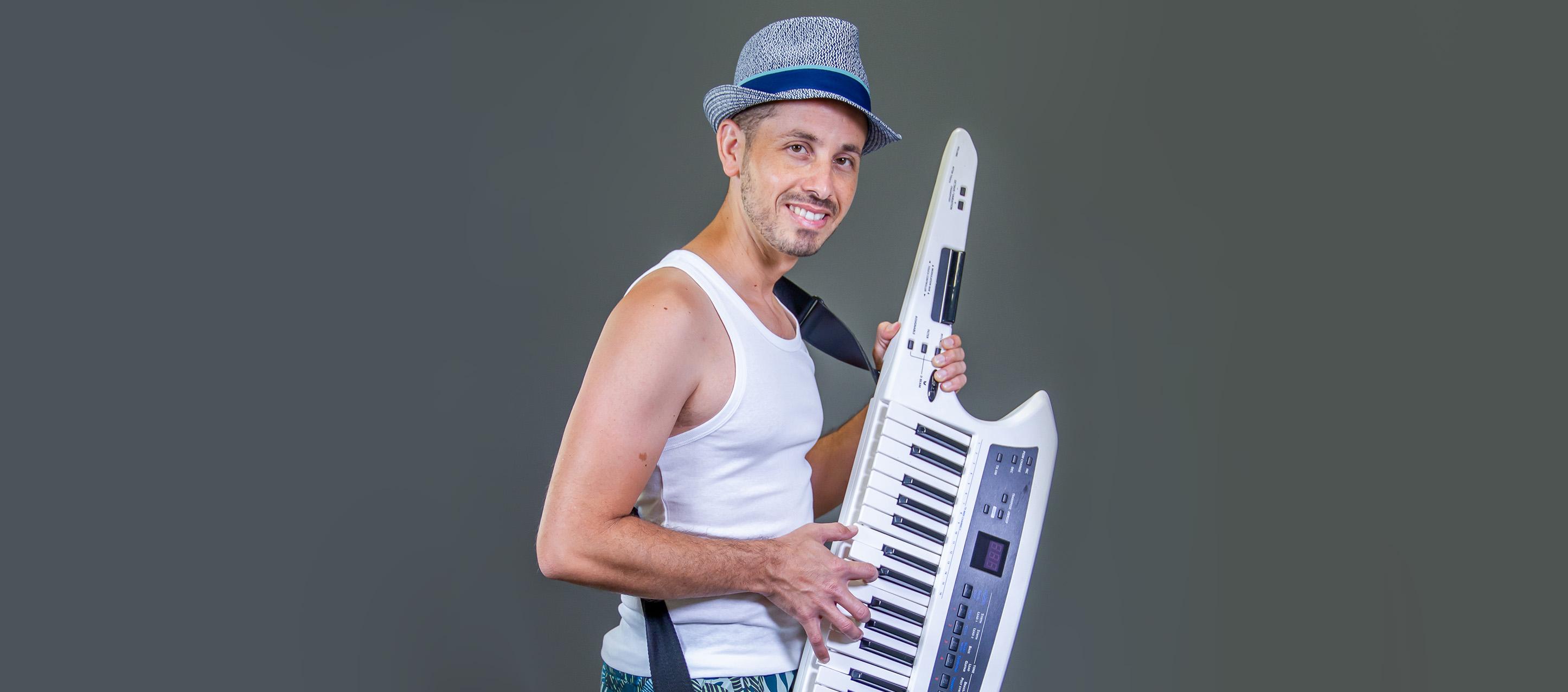 Johan Gigan alias Son'J : tout pour la musique !