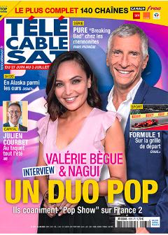 Valérie Bègue et Nagui : si pop !