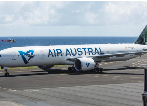 Air Austral reprend progressivement ses vols de et vers Mayotte