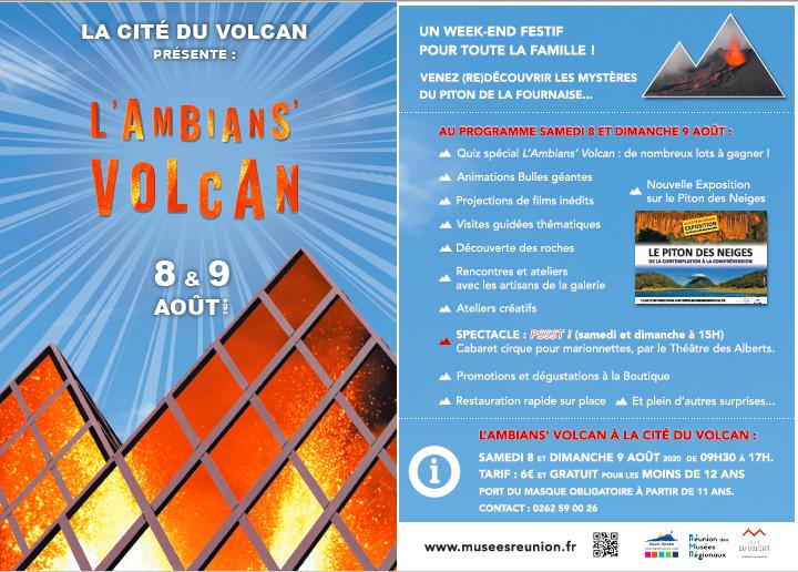 L'Ambians' Volcan : une grande manifestation festive pour toute la famille