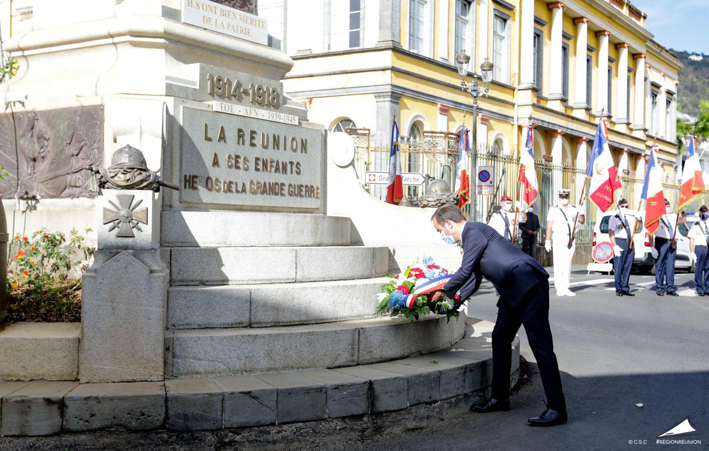 Didier Robert demande au Ministre la mise en place de mesures exceptionnelles et urgentes pour La Réunion