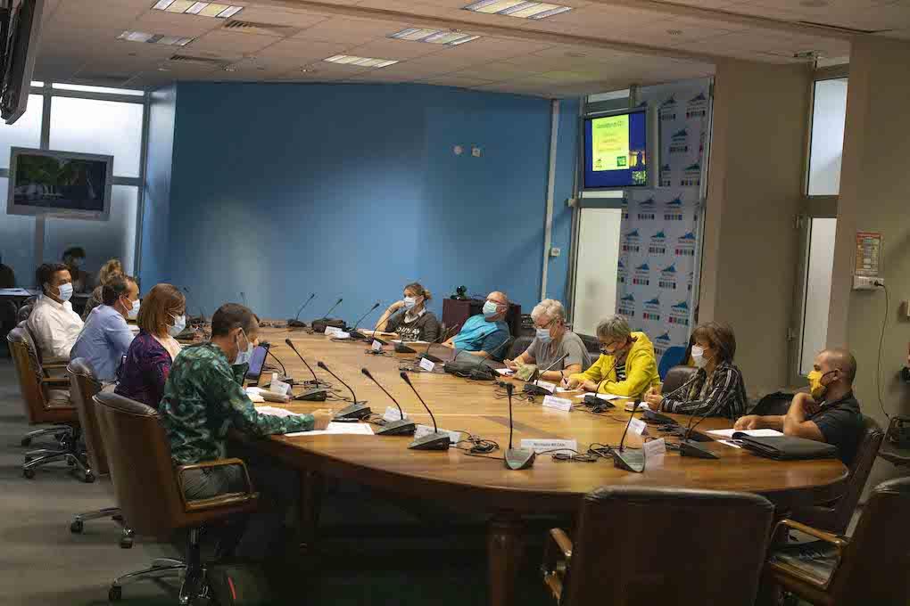 Le Président Didier Robert échange avec le CCC sur les mesures liées à la Crise Covid-19 pour l'emploi, la formation, l'activité