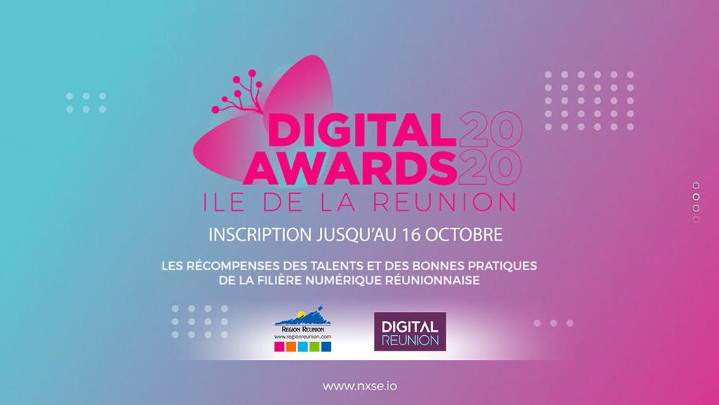 Les Initiatives Numériques des Entreprises Réunionnaises à l'honneur avec les Digital Awards