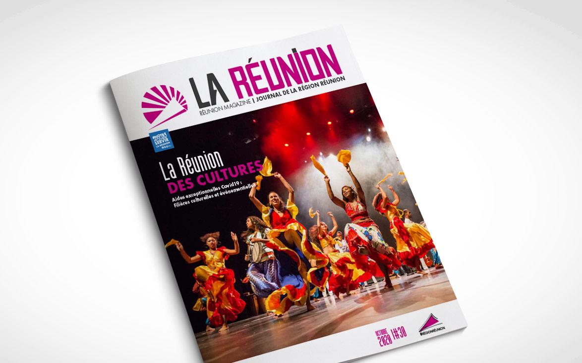 Journal de la Région Réunion - N° 30 - octobre 2020