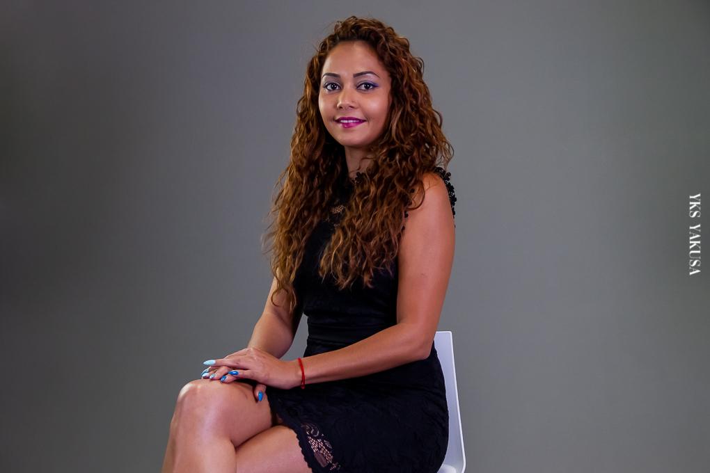 Audrey Tailama Mouny : des galères qui lui ont permis d'avancer...