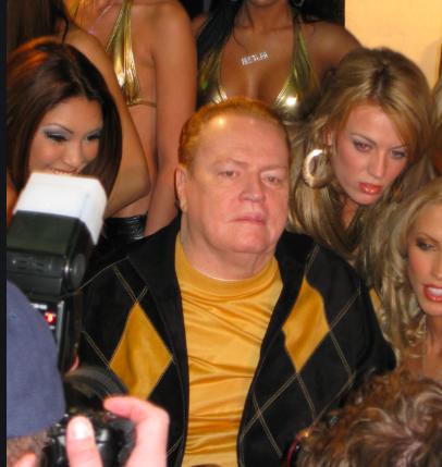 Le magnat du porno, roi des ploucs, Larry Flint s'est éteint à 78 ans