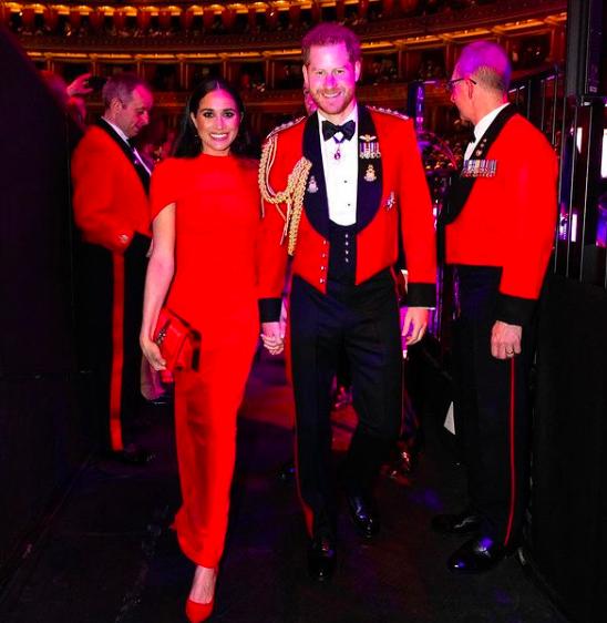 Capture Instagram Sussex Royal