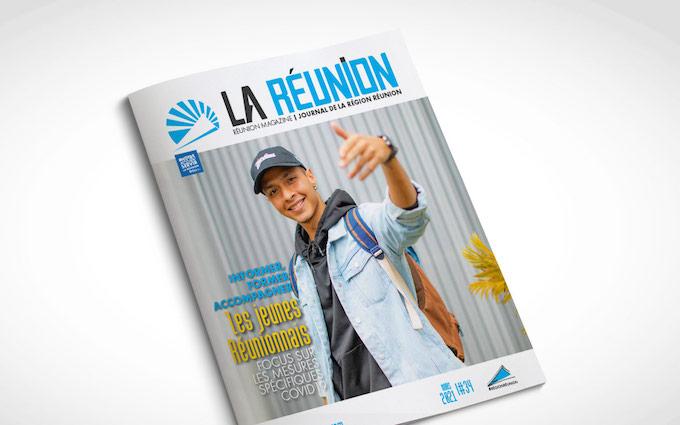 Journal de la Région Réunion - N° 34 - mars 2021