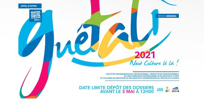 Guétali 2021 - Appel d'Offre