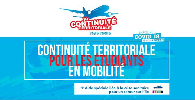"""Un dispositif """"Covid19 - retour des étudiants Réunionnais"""" opérationnel"""