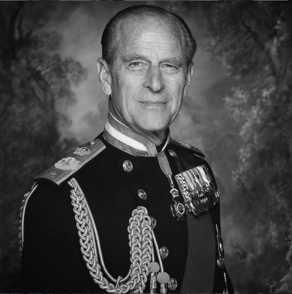 Le Prince Philip 99 ans, mari de la Reine Elizabeth est mort