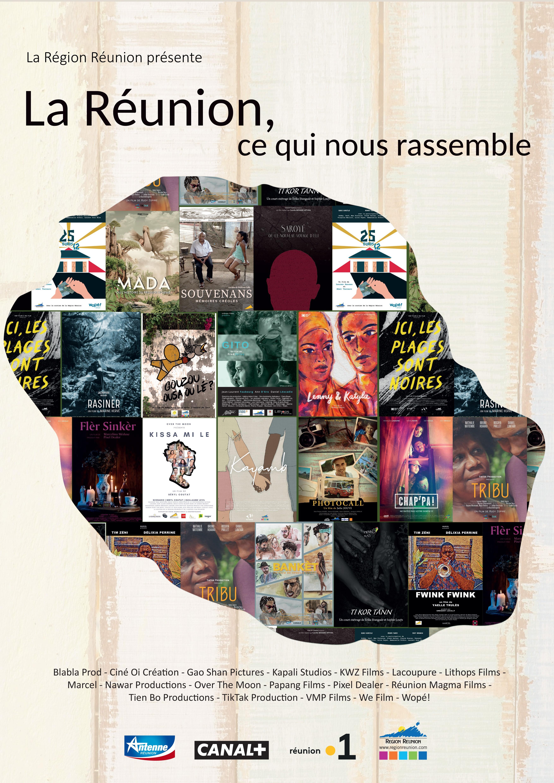 « La Réunion : ce qui nous rassemble » : Soutien à la filière audiovisuelle