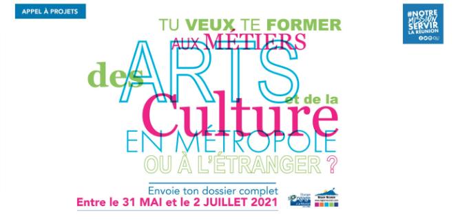 Appel à Projets : Formations Arts et Culture