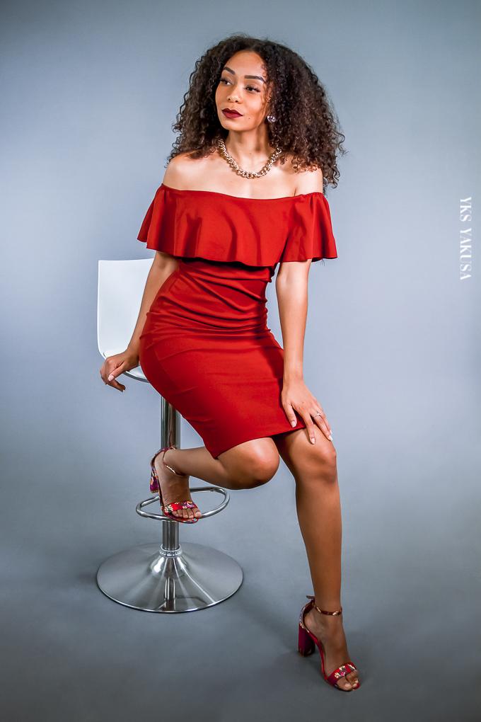Meila Assani : doctorante, mannequin et passionnée par les sports de combat