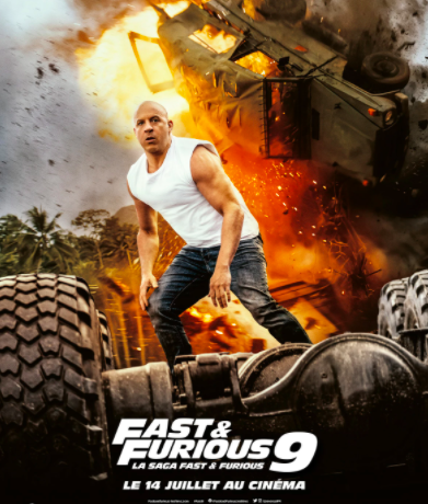 Fast and Furious 9 : démarrage en trombe aux USA !
