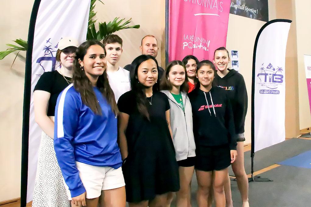 La collectivité régionale apporte son soutien à la 6éme édition du Tournoi international de Badminton
