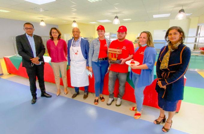 1er Concours de la Pâtisserie emblématique de la Plaine des Palmistes