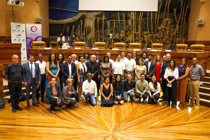Atelier International d'urbanisme sur l'adaptation des territoires insulaires face au changement climatique