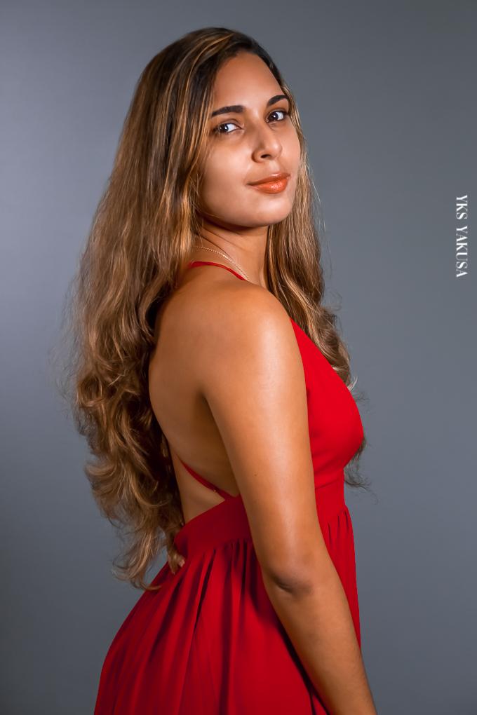 Maëva Dinnaram, la Portoise qui a réussi son rêve américain