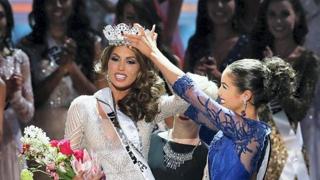 Miss Univers 2013: Miss Venezuela couronnée!