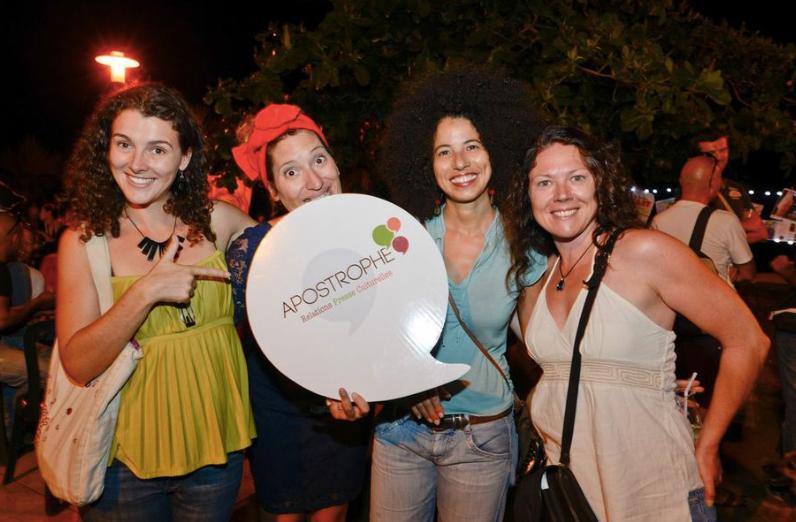 Marlene Ferron, Julie Casterman, Reve Tirsane, Mélanie Convert