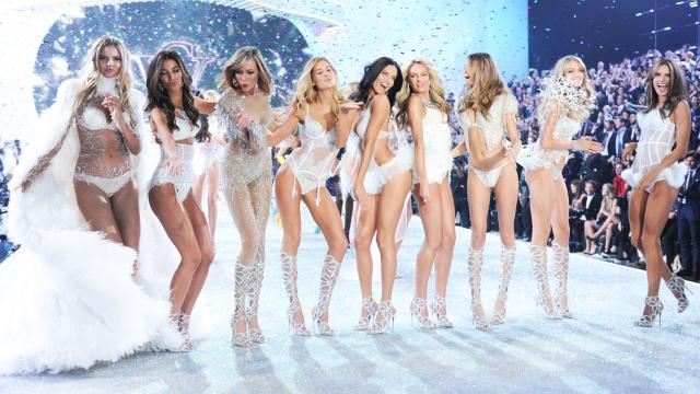 Les anges de Victoria Secret's