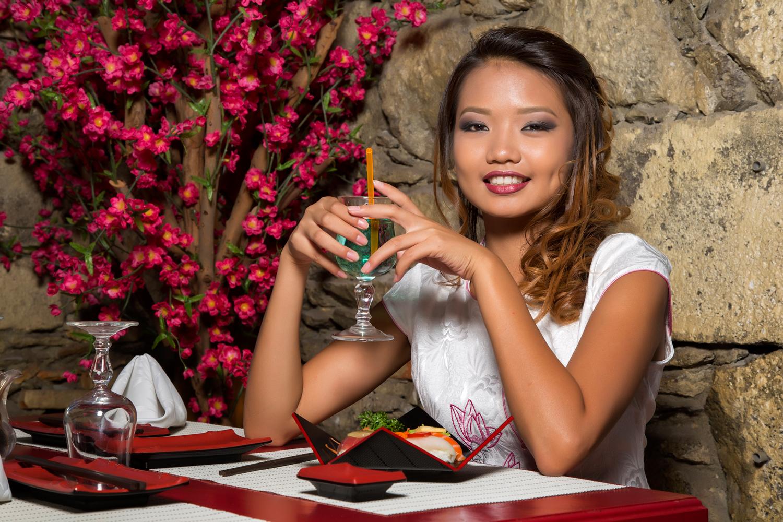 Karine Chane Du Miss Azian 2013