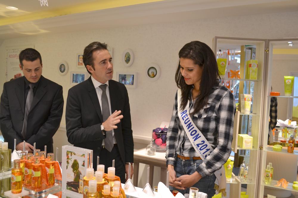 Vanille à Paris avec L'Oréal