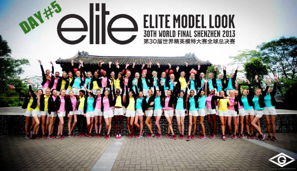 Elite Model Look finale 2013: Les candidates découvrent Shenzhen