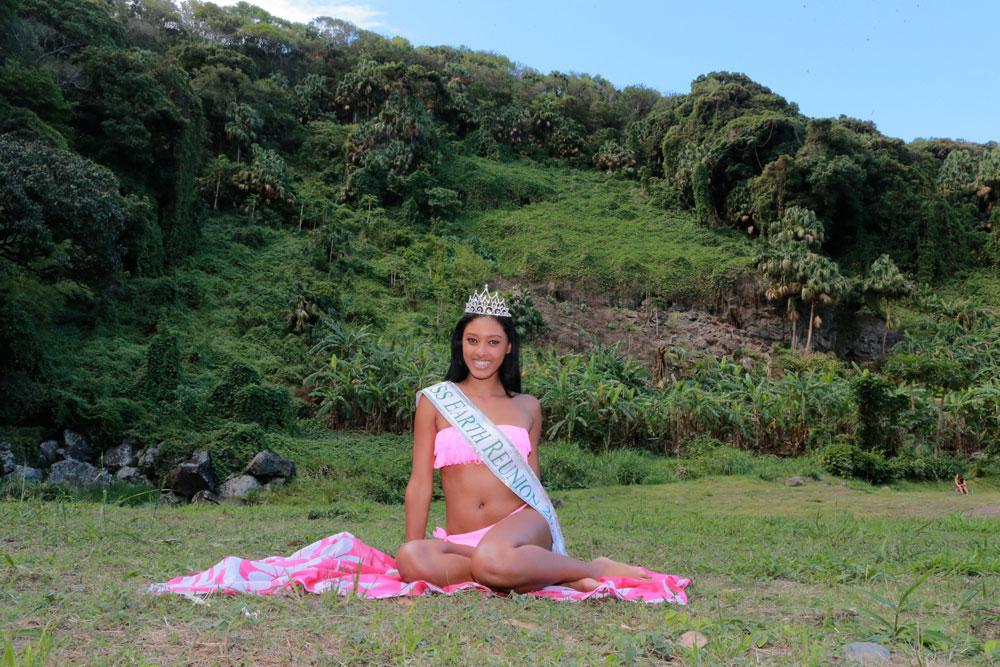 Christelle Abrantes  Miss Earth Réunion 2013