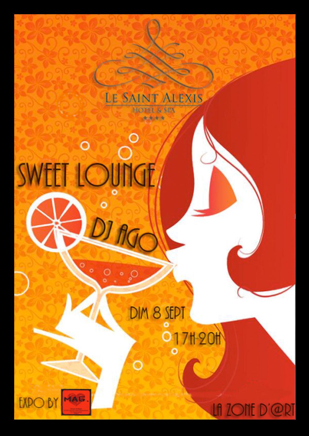 Sweet Lounge au Saint-Alexis
