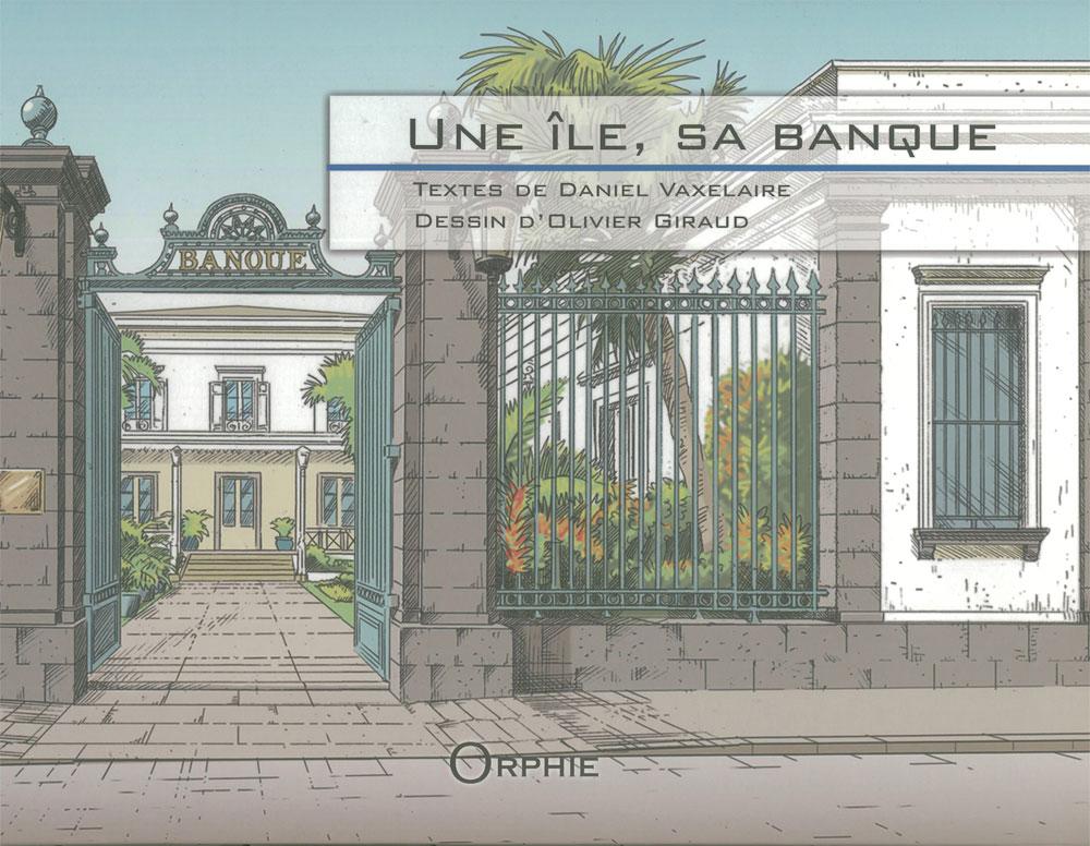 La Banque de La Réunion est un établissement emblématique de La Réunion