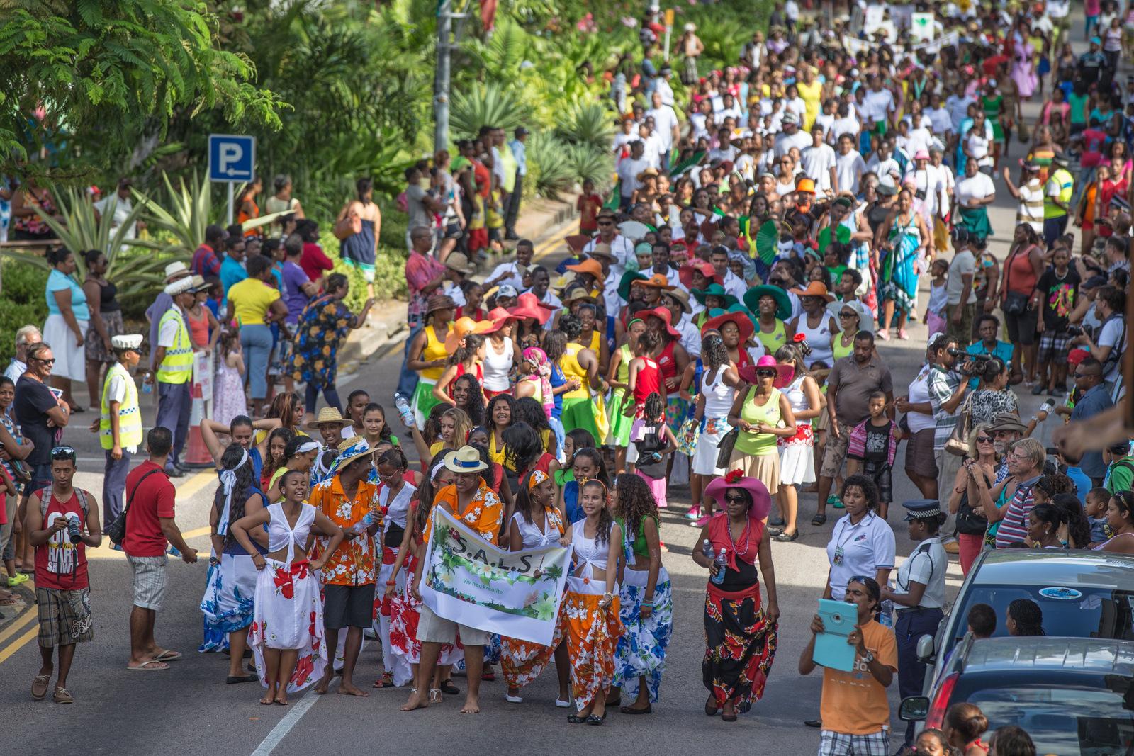 La Réunion aux Seychelles