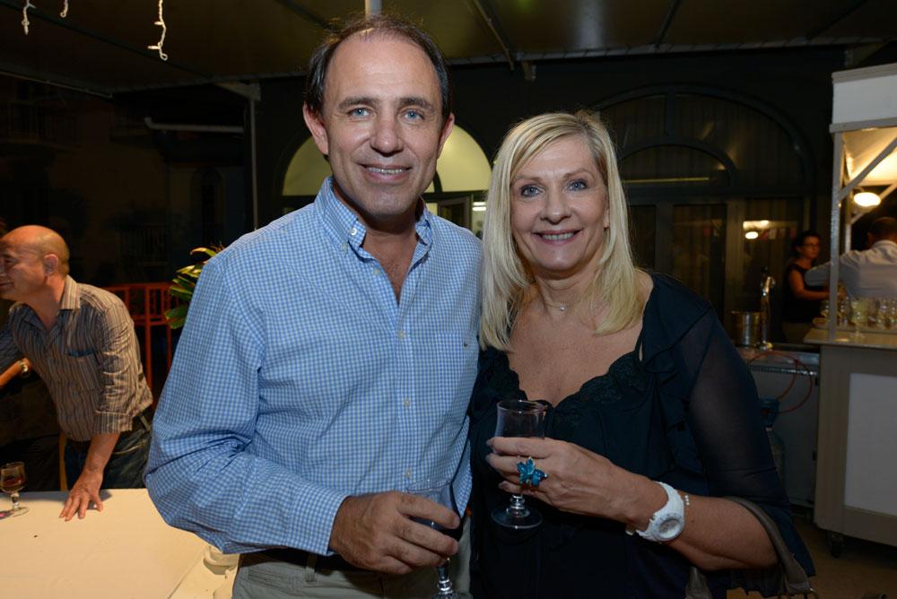 Jean-François Herin de la Sorefi,  et Michèle Erb
