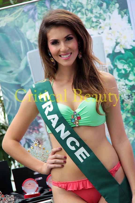 La Française : Sophie Garenaux était aussi dans le Top 15