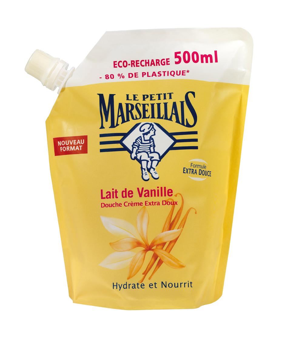 Les éco-recharges Le Petit Marseillais