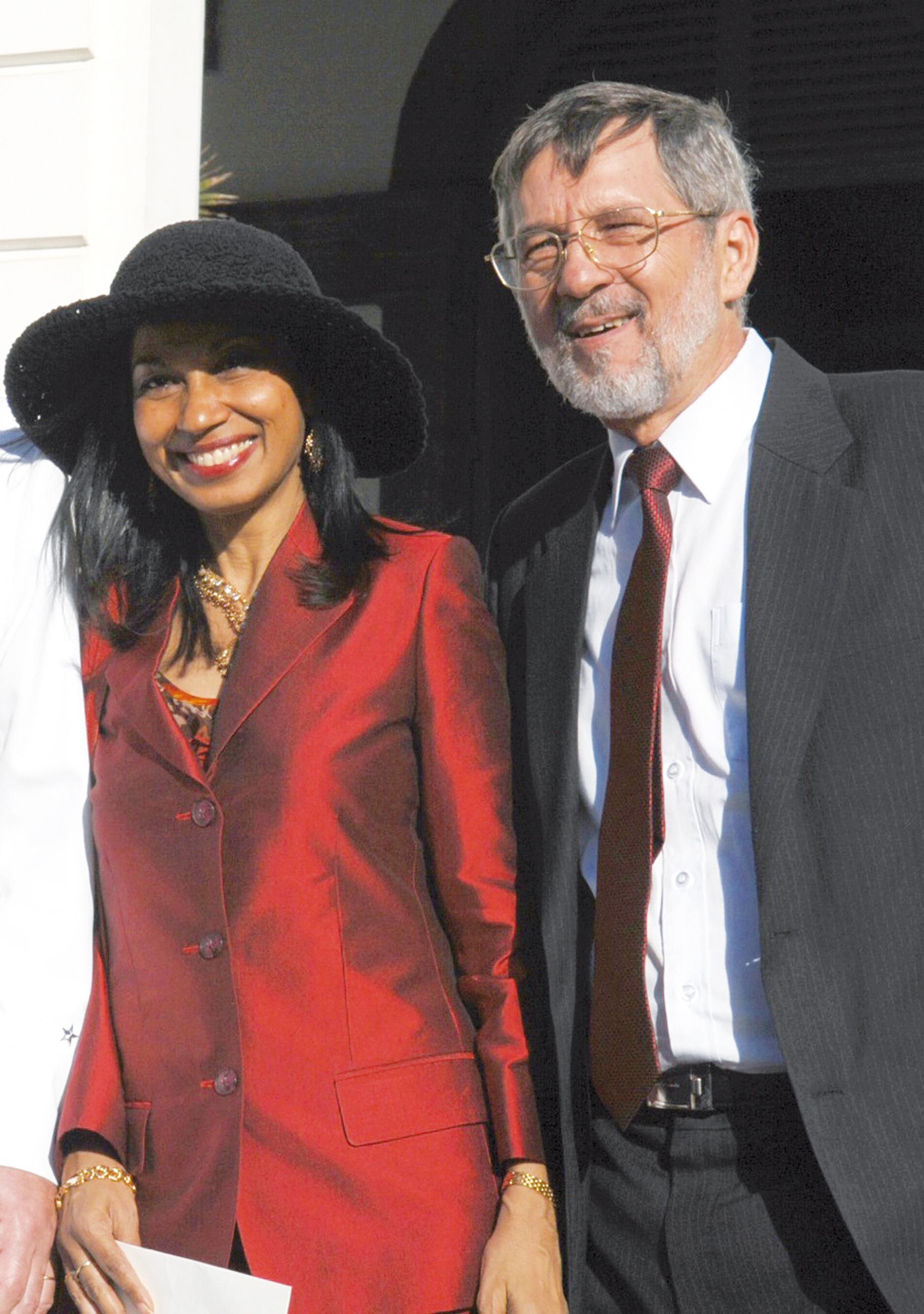 Daniel et Patricia Vaxelaire
