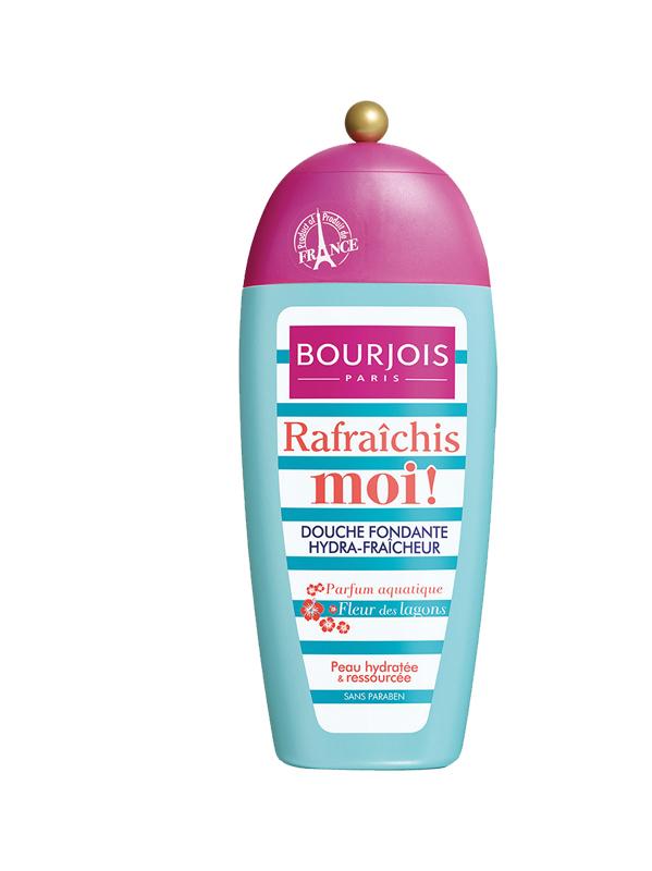 Bourjois, les déodorants et gels douche parfumés