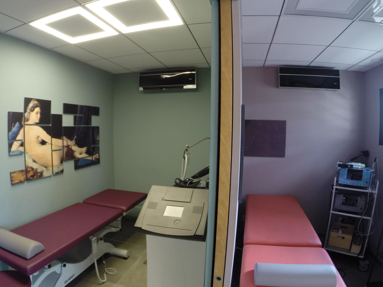 Une unité esthétique médicale à la pointe de la technologie