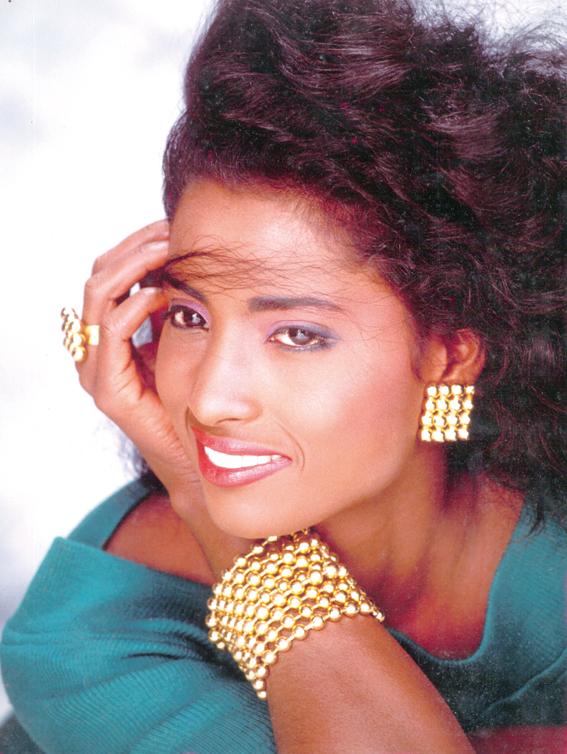 Marie Chocolat, la plus turbulente des anciennes Miss Réunion