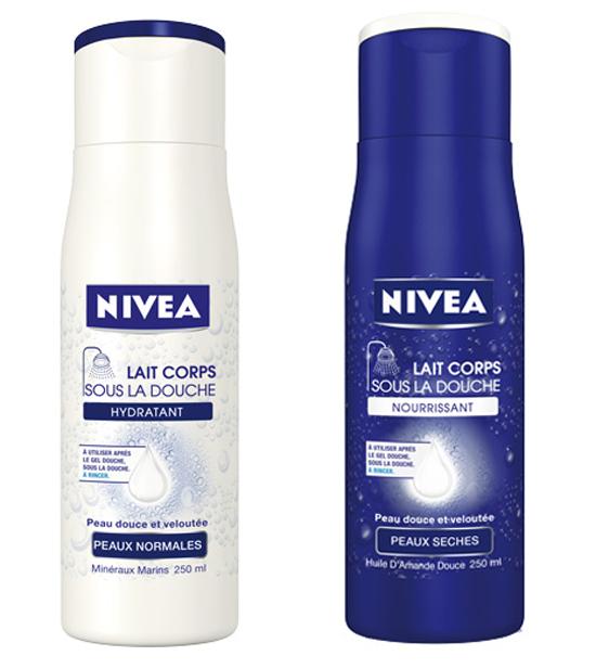 NIVEA, les nouveaux must have