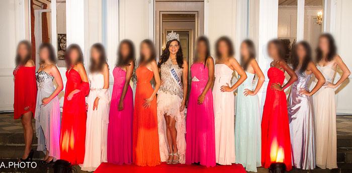 Miss Réunion 2014: 12 finalistes pour une couronne!
