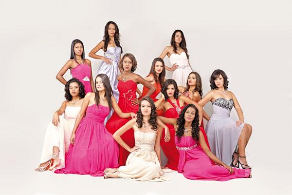 MISS RÉUNION 2014: les candidates 4 à 6